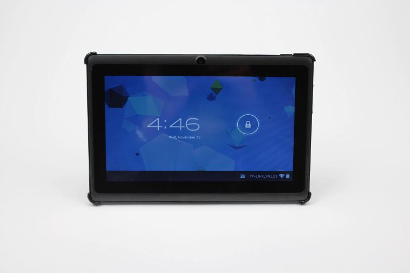 e-villen Diel Android -tabletti testissä