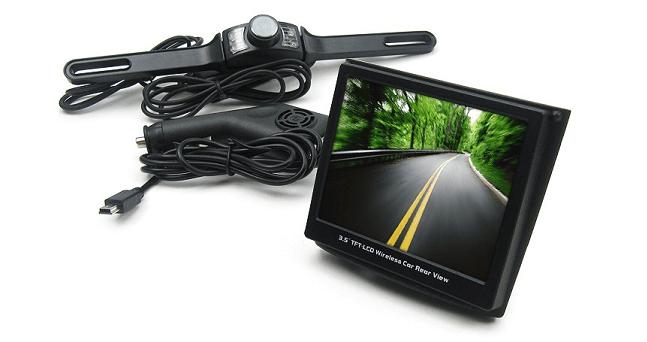 Langaton peruutuskamera ja näyttö – Asiakkaan arvostelussa