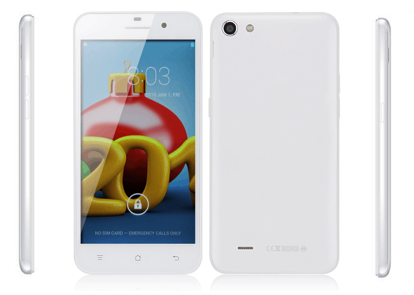 Testissä Diel Desien 8-ydin octa-core Android -puhelin