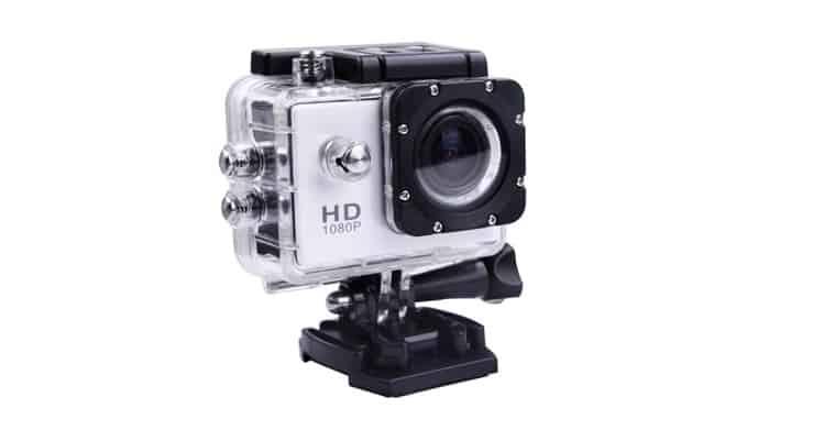 Erinomainen SJ4000 HD Action-kamera asiakastestissä