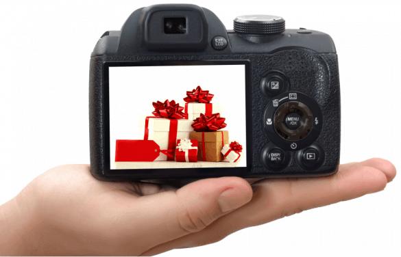 Lahjaideoita valokuvaajalle