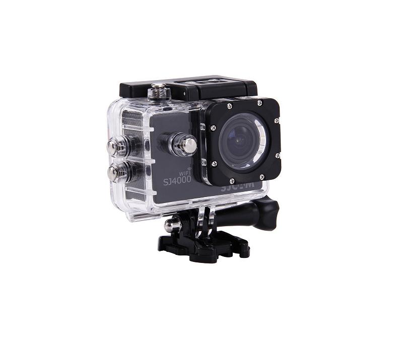 Mikä on paras Action-kamera? Testissä SJ4000 Wifi HD Action-kamera
