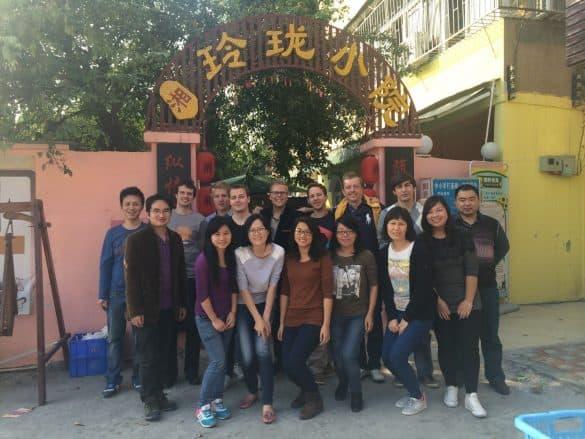 Hyvää joulua ja kiitos vuodesta 2014 T: e-villen tiimi Hongkongissa ja Shenzhenissä!