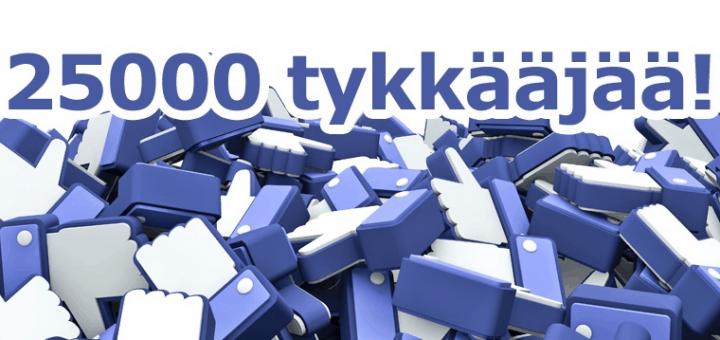 25000 fania Facebookissa – Asiakkaiden tarinat tykkäyksien takana