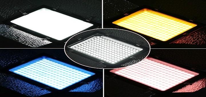 Kuvaaminen uudelle tasolle – Arvostelussa YN 160-LED valonlähde