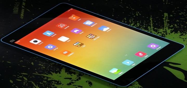 Testissä Kiinan paras tabletti Xiaomi MiPad