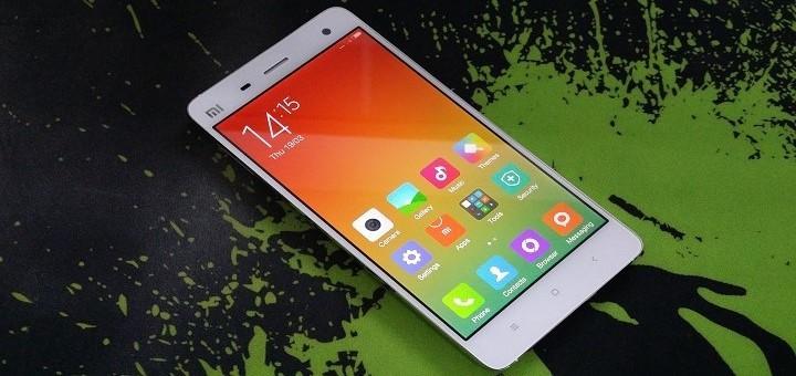 5 syytä valita älypuhelimeksi Xiaomi Mi4