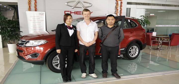 e-ville.com aloittaa kiinalaisten autojen maahantuonnin