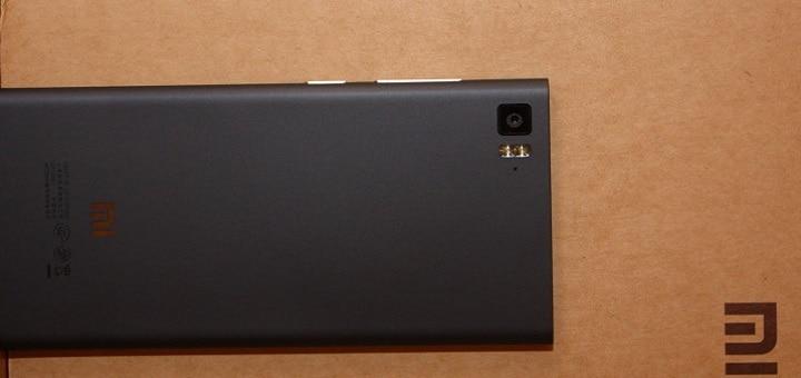 Xiaomi Mi3 älypuhelingurun ankarassa testissä