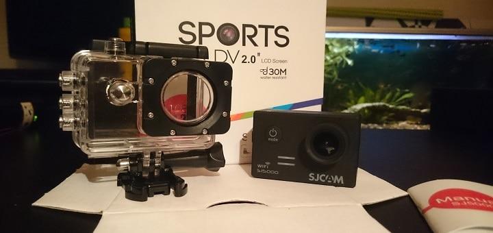 Actionkamera asiantuntijan testissä: Onko SJ5000 parempi kuin kolme kertaa kalliimpi GoPro?