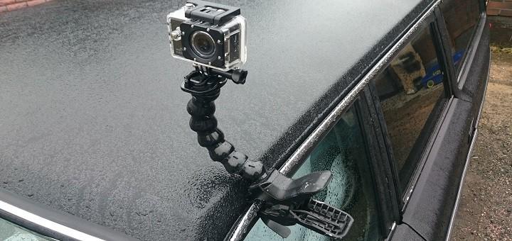 Actionkameran tärkein lisävaruste – Tuotearvostelussa jokaisen kuvaajan paras kaveri