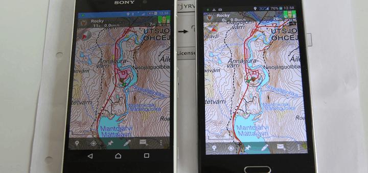 Puhelin isolla akulla – Elephone P5000 vs Sony Xperia Z2