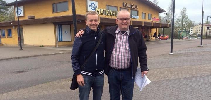 e-ville.com ja Matkahuolto yhteistyöhön Suomessa!