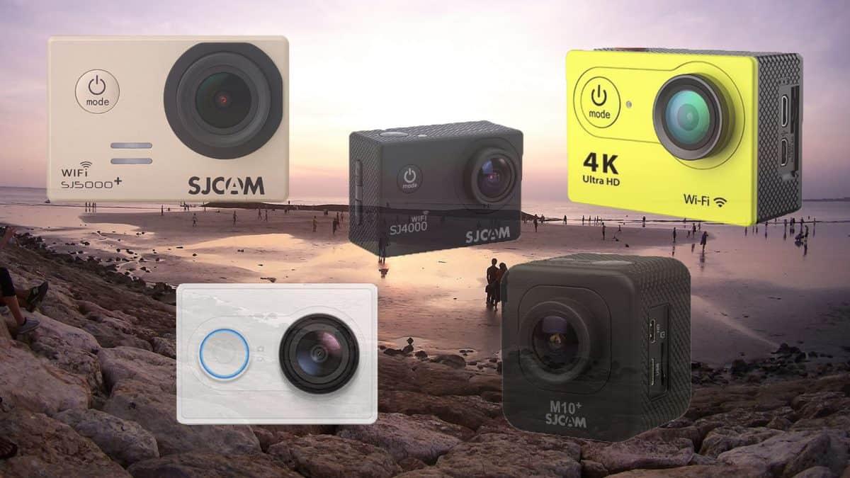 Action-kameravertailu – Testissä 5 suosittua mallia
