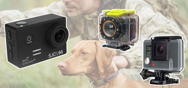 Action-kamera metsästykseen – GoPro Hero vai SJCAM 5000 Plus?