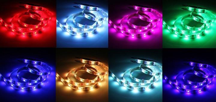 5 oikeasti hyvää käyttötarkoitusta LED-valonauhalle