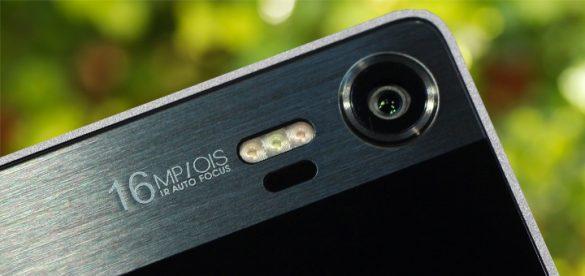 Lenovo Vibe Shot testissä