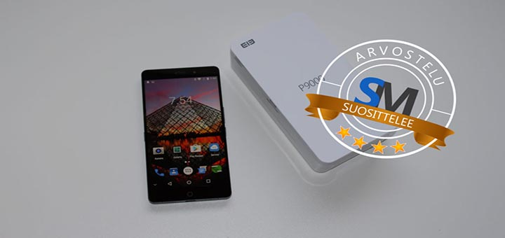 Elephone P9000 testissä – Huippupuhelin alle 300 eurolla?