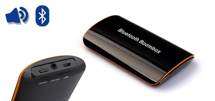 Testissä näppärä Boombox Bluetooth EDR -audiovastaanotin