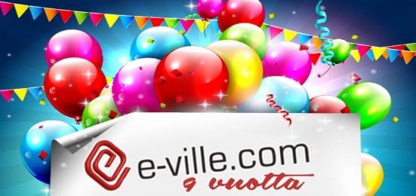 e-ville.com 9 vuotta