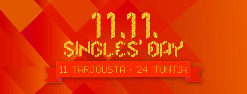 Maailman suurin alennusmyynti – Mikä ihme on 11.11. Singles' Day?
