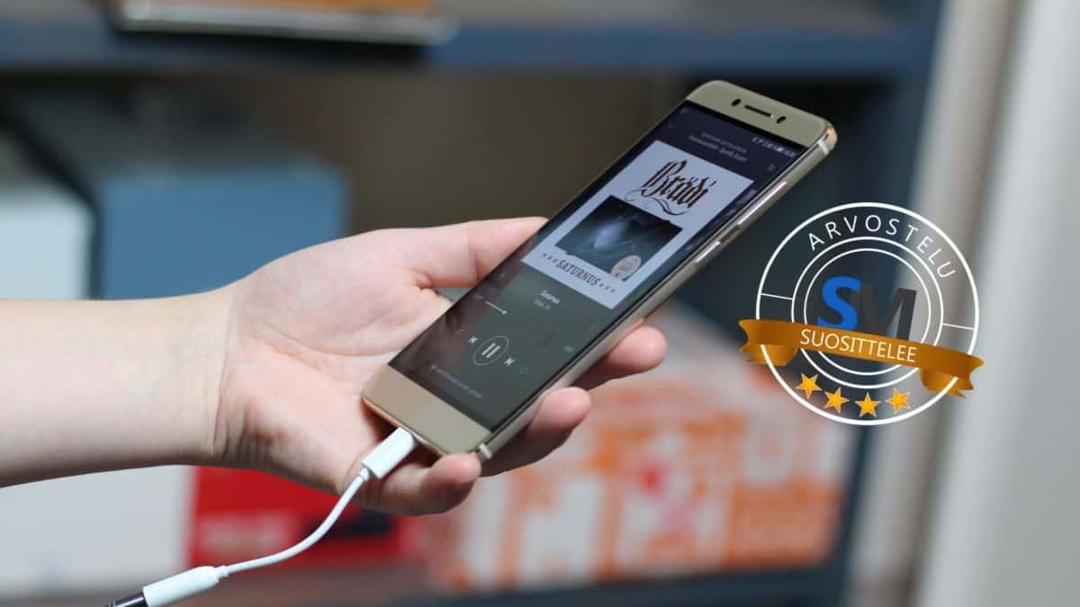 Maailman tehokkain Android-puhelin LeTV LeEco Le Pro 3 Suomimobiilin testissä