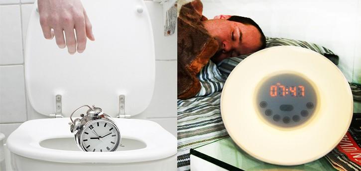 Heräämisvalo – Hitti vai huti?