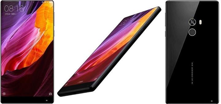 Testissä Xiaomi Mi MIX – Uskomaton puhelin kurkistaa tulevaisuuteen