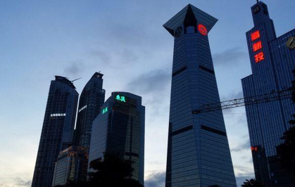 Työharjoittelu Kiinassa