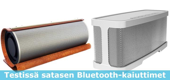 Kaksi 100€ Bluetooth-kaiutinta asiantuntijan testissä – Kumpi valita, Cannicen 360-ääni vai Betnewin basso?