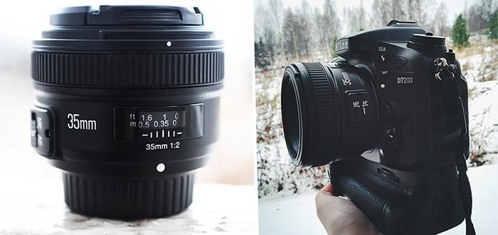 Epäilyttävää kiinalaista optiikkaa Nikonille – Objektiivi sekä akkukahva testissä