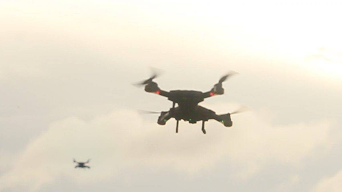 Drone-harrastus lentäjän näkökulmasta