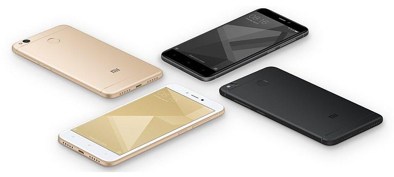 Testissä Xiaomi Redmi 4X älypuhelin