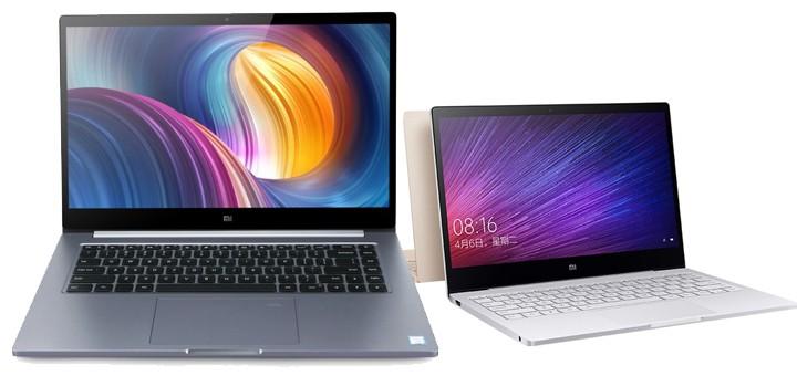 Xiaomi Mi Notebook Pro ja Air  – Laadukasta kilpailua läppärimarkkinoille!