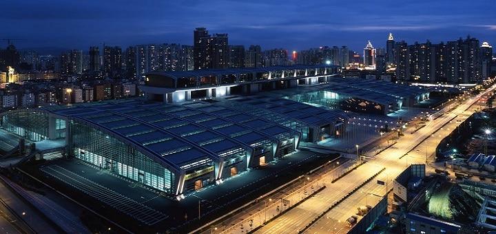 Automessuilla Shenzhenissä