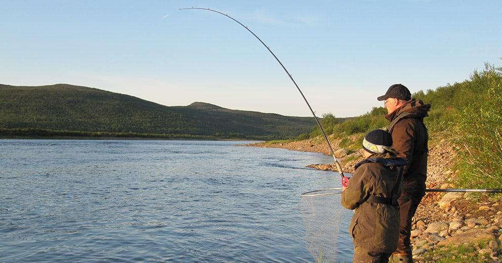 Kalastusopas siirtyy nykyaikaan