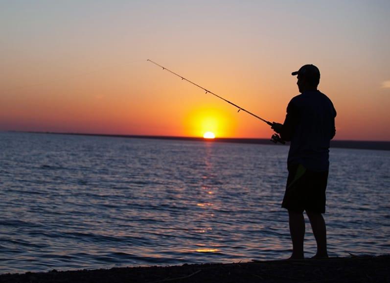 Kalastusopas Suomen kesään