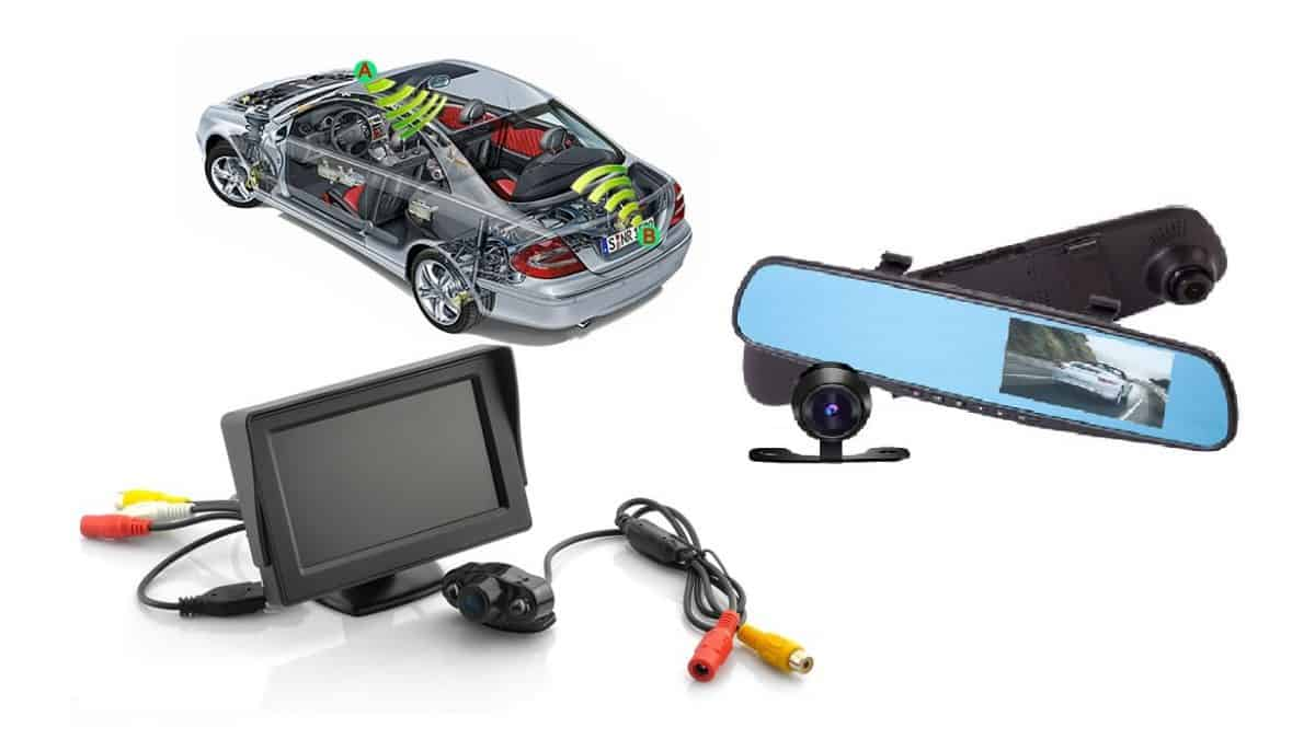 Parhaat peruutuskamerat parantamaan turvallisuutta