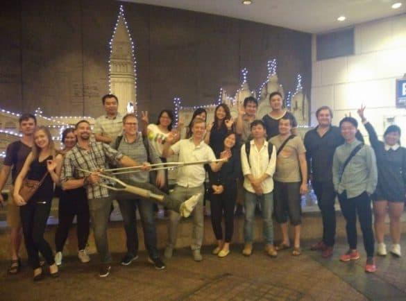 Kiinalainen hotelli järjesti saksalaisen Oktoberfestin
