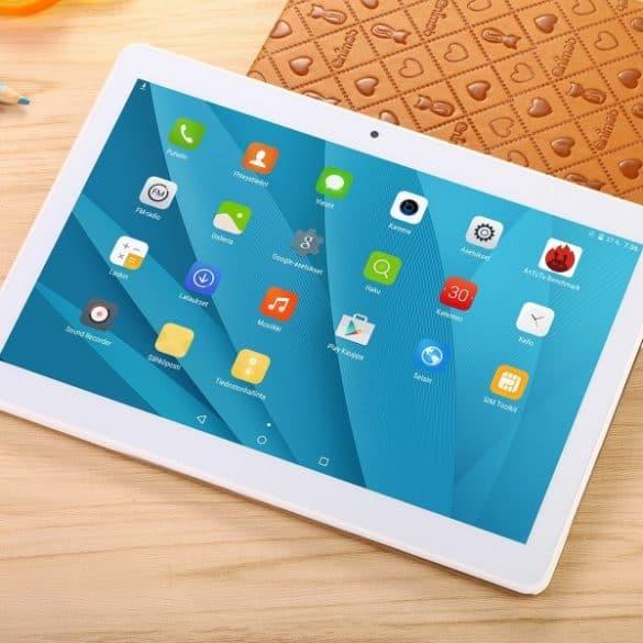 Diel Golden Air on monipuolinen kymppituumainen Android 6.0 4G -tablet.