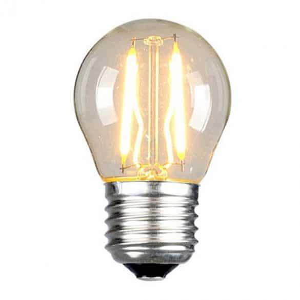 Retrolight Grant LED-hehkulamppu