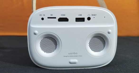 Wanbo S5 -projektori