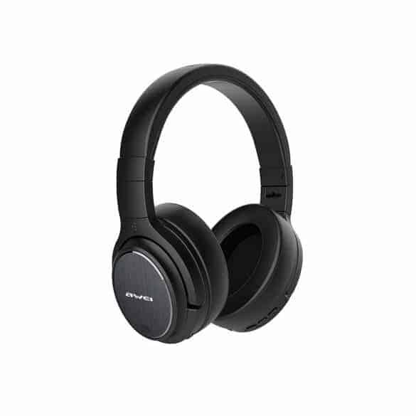 AWEI A950BL kuulokkeiden tyylikäs ja hillitty design sopii arkikäyttöön.