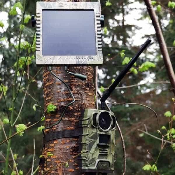 OWLZER Z1 2K & Virtapankki / aurinkokennolaturi