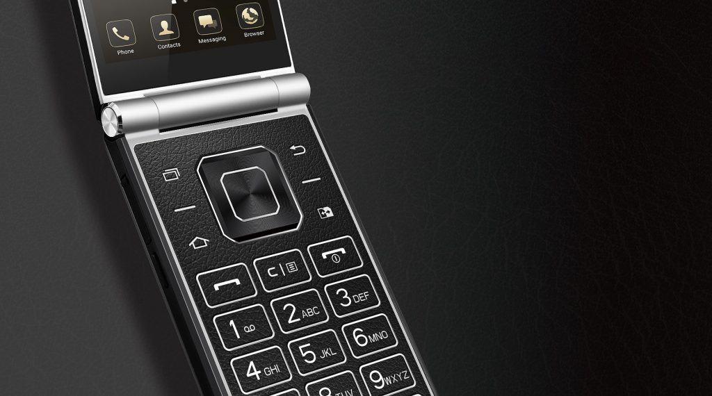 Simpukka älypuhelin