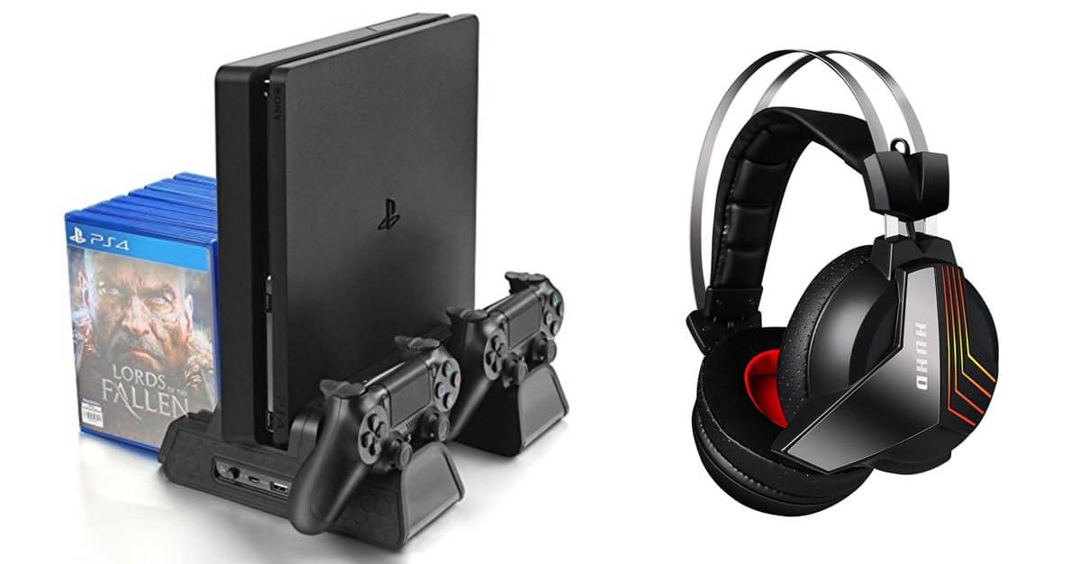 Uuden PlayStation 4 omistajan TOP 3 hankinnat