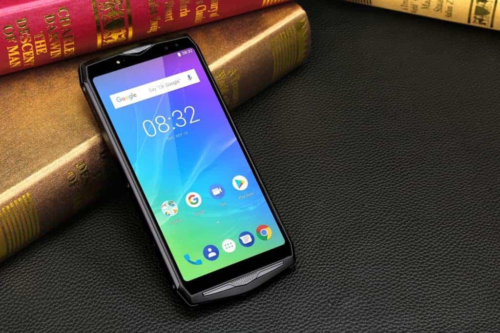 Erinomainen muotoilu ja iso akku ovat Ulefone Power 5S:n vahvuuksia