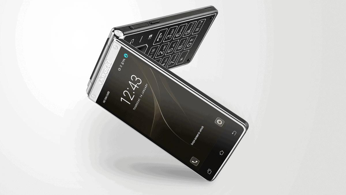 Testissä VKworld T2 – simpukka-älypuhelin