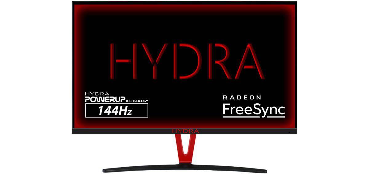 Katso mitä mieltä Olli B. on Hydran 27″ pelinäytöstä