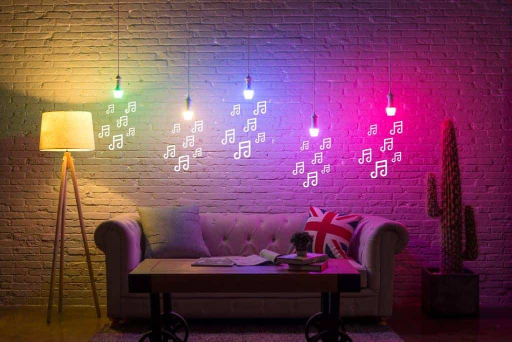 lamput-kaiuttimella
